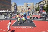 3x3 Street Basket Tour
