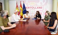 Puertollano renueva su apoyo con personas con discapacidad