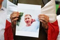 Hallan muerto en Kiev al opositor bielorruso Vitali Shishov