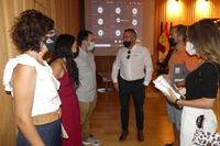 CEOE muestra su interés por los emprendedores de UFIL