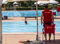 Logroño abre sus piscinas con control de aforo pero sin cita