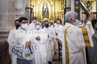 El montealegrino José Juan Vizcaíno ya es sacerdote