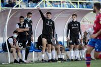Algeciras, UCAM, Amorebieta o Athletic B, posibles rivales