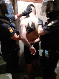 Detenidos por vender droga cerca de centros escolares