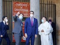 Mañueco reclama ante Sánchez ahondar en la cogobernanza