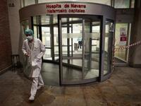 El covid no afloja: una muerte más y 128 personas ingresadas
