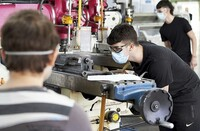 La región creará 13 aulas de tecnología aplicada para FP