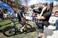 Comienza la segunda etapa de la Vuelta a Burgos