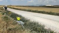 Denuncian el peligro de las carreteras de Soria para moteros