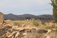 Estabilizado el incendio de Liétor que quema 2.500 hectáreas