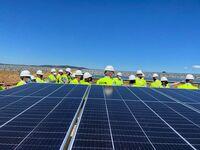 Fondo de Renertia para los proyectos fotovoltaicos de Aresol