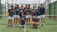 El Sportfive Tobarra destacó en el Regional de pádel