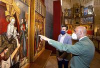 900 personas visitan Campos del Renacimiento