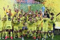 El Villarreal alcanza la gloria europea
