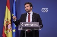 El PP advierte que el MIR no puede ser moneda de cambio
