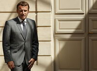 Macron, posible objetivo del espionaje de Pegasus