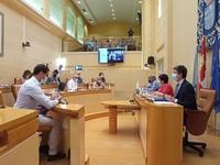 El PSOE afea la postura de Cs y PP sobre la unidad militar
