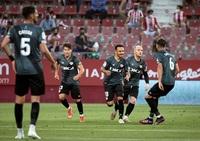 Fran García sube a Primera División con el Rayo