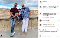 Luis Fonsi muestra Segovia a sus 10 millones de seguidores
