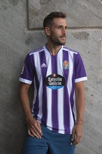Equipaciones del Real Valladolid 2021/22