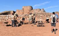 Iniciada la campaña de excavación en la Motilla del Azuer