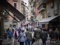 Más de 300 personas se han reinfectado de covid en Navarra