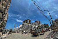 Israel lanza un nuevo ataque aéreo en la Franja de Gaza