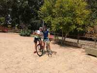 De Martorell a Cillán, en bici por un sueño