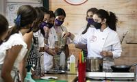 Los chefs del futuro, entre los fogones de Sedano