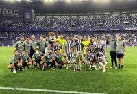 El Trofeo Ciudad de Valladolid se queda en casa