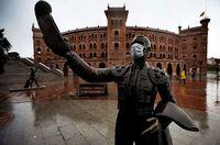 El mes de mayo más triste en Las Ventas