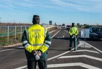Fallece un joven en una salida de vía en la LE-511 en León