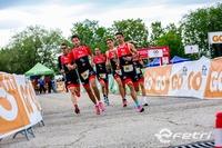 El Club Triatlón Soriano seguirá en la élite