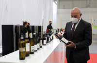Inauguración del Congreso Duero Wine en Valladolid