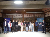 El Museo de las Ciencias acogió la final de 'EntreREDes'