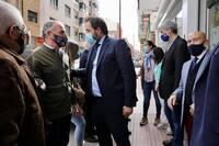 Paco Nuñez conoce el pulso económico de Tarancón