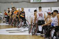 Cuartos de Final de la Copa del Rey de Baloncesto en silla de ruedas