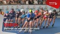 El campeonato de España de pista, en directo, en Navarra TV