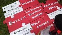 Cruz Roja atiende en Cuenca a 40 personas refugiadas