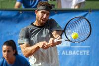 Semifinales del  Trofeo Internacional de Tenis Ciudad de Albacete