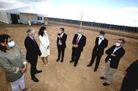 Repsol inaugura su primer complejo fotovoltaico