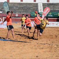 El 'Balonmano Playa' vuelve a Soria del 21 al 25 de julio