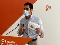 Diputación: Cs denuncia el criterio de pluses a trabajadores