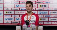 Jesús Herrada, subcampeón de España