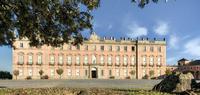 El Palacio de Riofrío de Segovia en f...