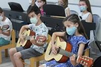 La Escuela Municipal de Música de Yebes cumple diez años