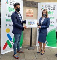 La ONCE dedica el cupón del 17 de junio a la hostelería