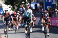 Sagan culmina con triunfo un gran trabajo del BORA