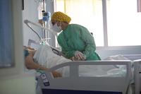 Repunta de forma importante la hospitalización por Covid