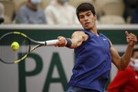 Wimbledon invita a Carlos Alcaraz